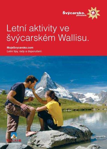 Letní aktivity ve švýcarském Wallisu. - Moje Švýcarsko.com