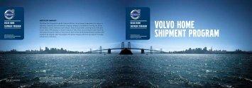 Volvo home shipment program - Borton Volvo