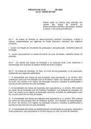 PROJETO DE LEI Nº ,DE 2003. Do Sr. JORGE BITTAR Dispõe ...