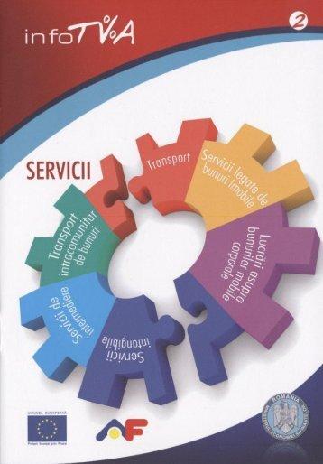 Servicii - Directia Generala a Finantelor Publice Harghita