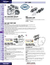 Valve Train - Harley-Davidson® Parts and Accessories
