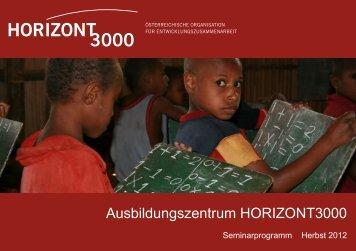 Ausbildungszentrum HORIZONT3000