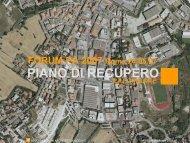 PIANO DI RECUPERO 01_PdR - Forum PA