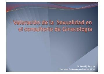 Estudio del deseo sexual disminuido en la mujer, Perfil ... - IGBA