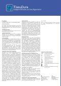 TissuDura Broschüre - BioSurgery - Seite 5