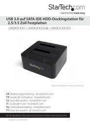 USB 3.0 auf SATA-IDE-HDD-Dockingstation für 2.5/3.5 Zoll Festplatten
