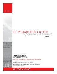 Super Predator Cutter Manual Omni