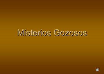 Misterios Gozosos - Regnum Mariae