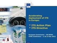 ITS Action Plan - UTMC