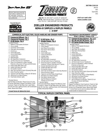 zoeller engineered products - Pump Express