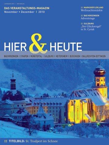 IIIIIIIIIIIIIIIIIIIII :: TOURIST-INFO IIIIIIIII - Gemeinde Sulzburg