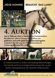 4. Auktion - Ponyforum