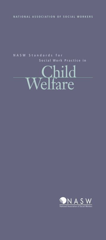 Child Welfare - National Association of Social Workers