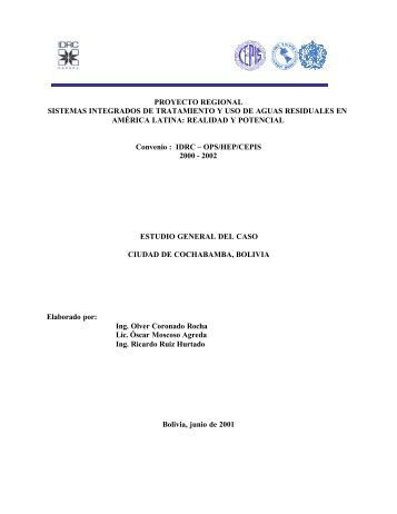 Estudio general del caso - BVSDE