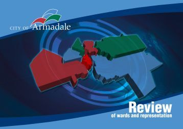 Ward Boundary and Councillor Representation ... - City of Armadale