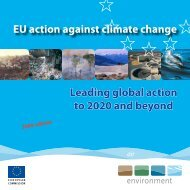 EU action against climate change - Europe's Energy Portal