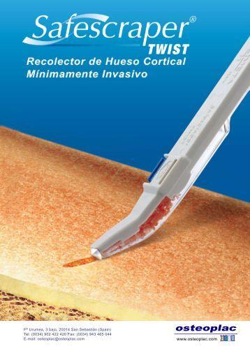 Descargar pdf del producto - Osteoplac