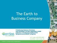 The Earth to Business Company