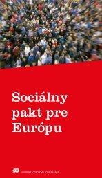 Sociálny pakt pre Európu - KOZ SR