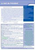 Programme du samedi 6 juin - Mapar - Page 2