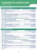 Programme du samedi 6 juin - Mapar - Page 4
