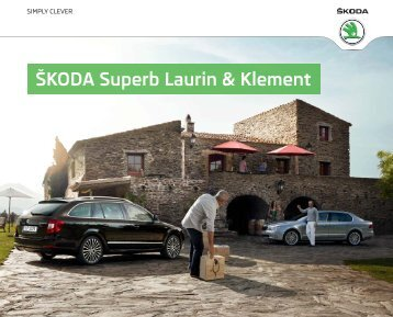 ÅKODA Superb Laurin & Klement