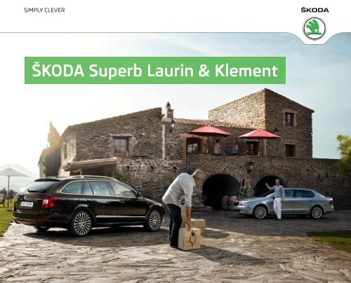 Å KODA Superb Laurin & Klement
