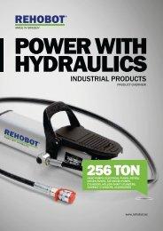 Hydraulic pumps - Aroflex AG