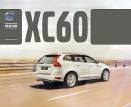 Klik her for at downloade Volvo XC60 brochure som pdf