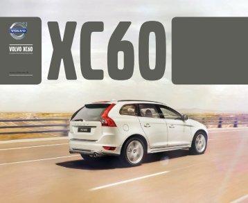 Klik her for at downloade Volvo XC60 brochure som pdf