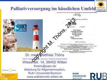 sylt2012ambulante palliativmedizin.pdf - Palliativtage-sylt.de