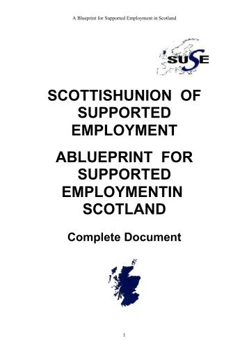 Pipeline mapping document employability in scotland a blueprint for supported employment in scotland suse malvernweather Choice Image