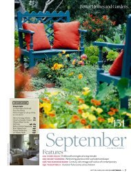 Features - Better Homes and Gardens