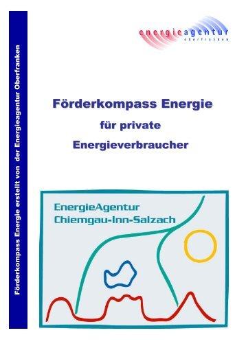 für private Energieverbraucher - bauen innovativ