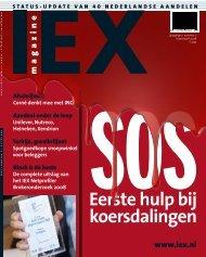 SOSEerste hulp bij koersdalingen - Iex