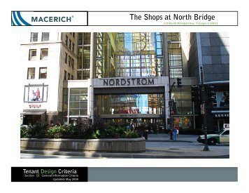 The Shops at North Bridge - Macerich