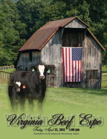 2011 VA Beef Expo Simmental Sale Catalog. - Powell's Valley ...