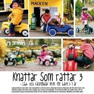 Katalog Knattar som rattar - Nordic Bike