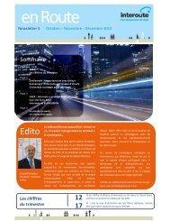 Issue 5 - Novembre 2011: La vidéoconférence aujourd'hui - Interoute