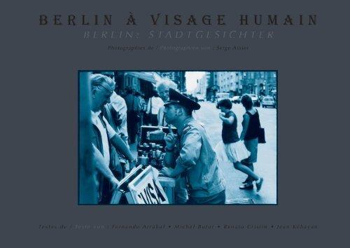 BERLIN À VISAGE HUMAIN - Serge Assier