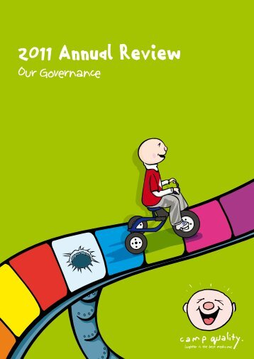 2011 Annual Review - Camp Quality