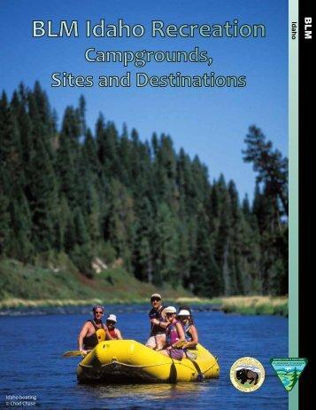 BLM Idaho Recreation Summary - Bureau of Land Management