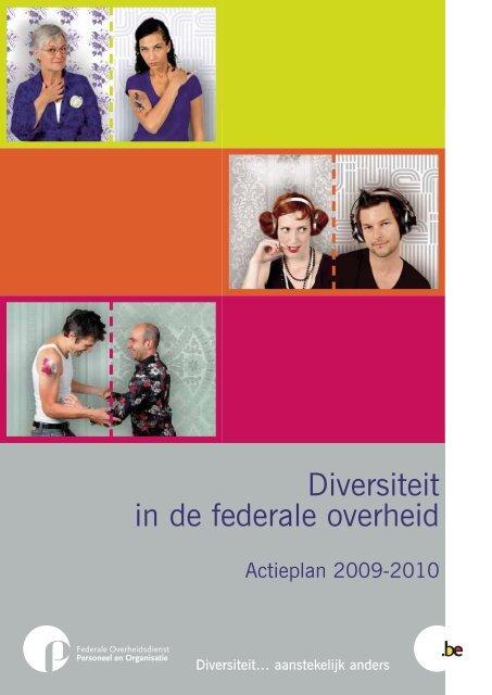 Diversiteit in de federale overheid - Fedweb - Belgium