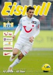 Nr. 12 11/12 (Thun) - FC Zürich