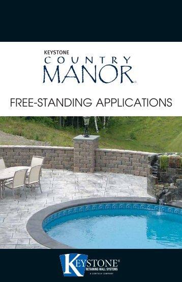 FREE-STANDING APPLICATIONS - Keystone