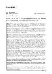 Statisk kopi avGNK 11 - Nortura