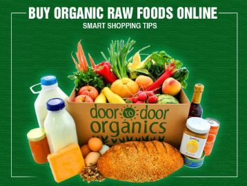 Buy Healthy and Fresh Organic Foods Online