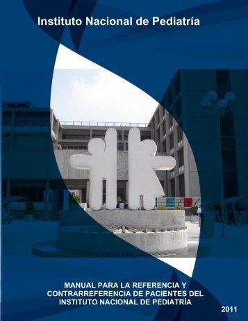 Manual para la Referencia y Contrareferencia de Pacientes del ...