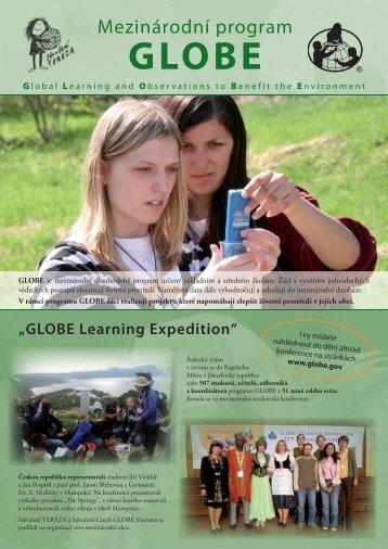 Inspirační noviny 2008 - Globe - Sdružení TEREZA