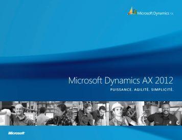 Microsoft Dynamics AX 2012 - Bull